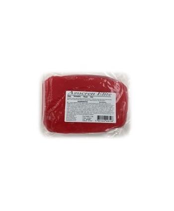 Fondant rojo 500 gr