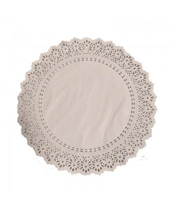 Rodal lito blanco 25 cm