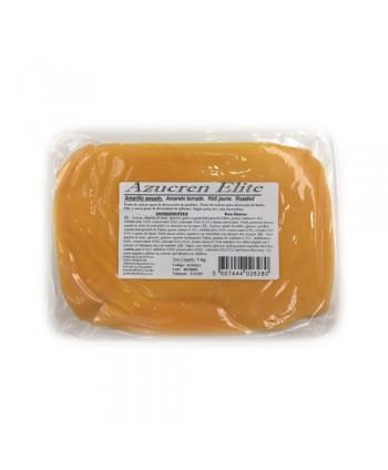 Fondant amarillo tostado 1 kg