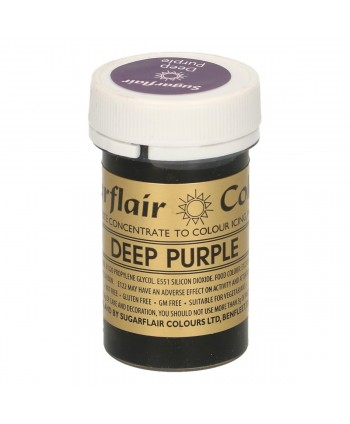 Colorante deep purple  25 gr