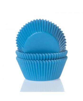 50 Cápsulas azul cyan-...