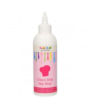 Choco drip hot pink (rosa...