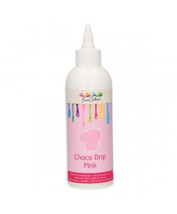 Choco drip pink  (rosa)...