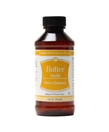 Butter vanilla Emulsión...