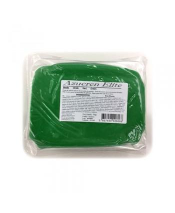 Fondant verde 1kg