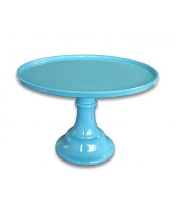 Stand azul 30 cm melamina