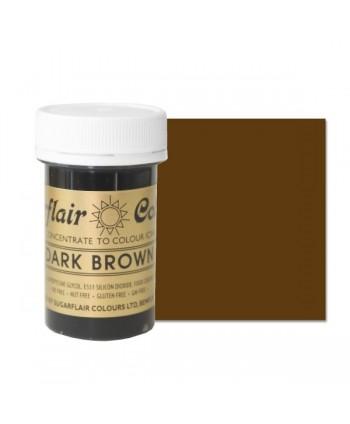 Colorante dark brown 25 gr