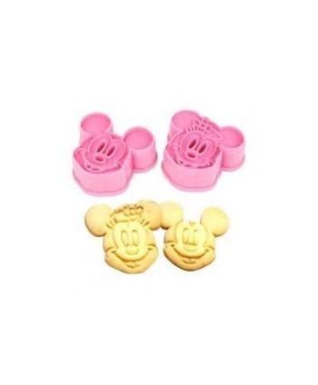 Mickey/Minnie cortador...
