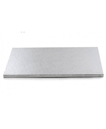 Base rectangular gruesa...