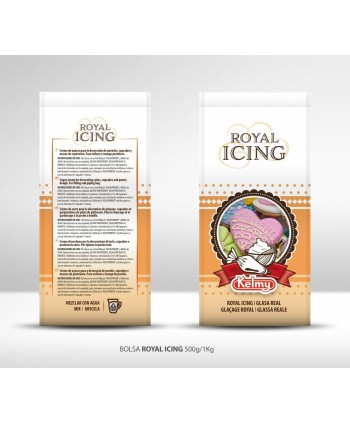 Glasa Real-Royal Icing 1kg...