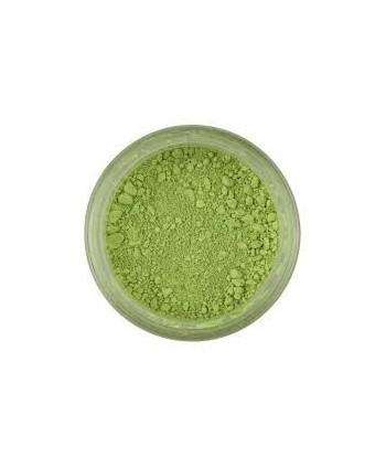 Colorante polvo verde pale...