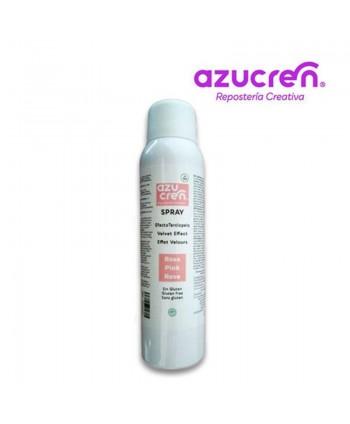 Spray efecto terciopelo...