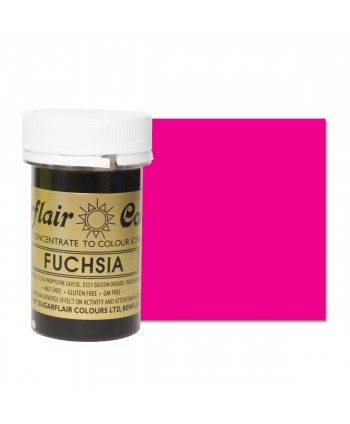 Colorante fuchsia 25gr