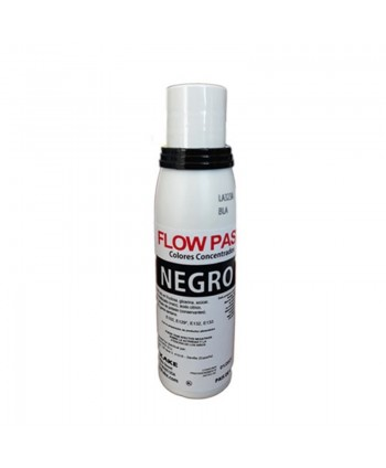 Colorante pasta negro 118ml...