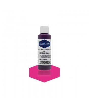 Colorante electric pink gel...