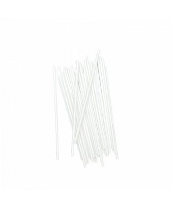 50 palitos blancos lollipop...