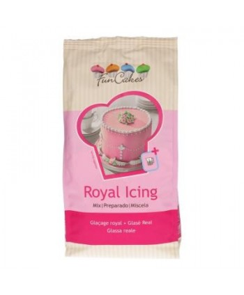 900 gr Royal icing-Glasa...