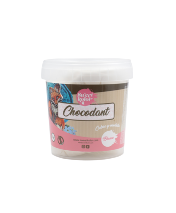 Chocodant blanco 1 kg