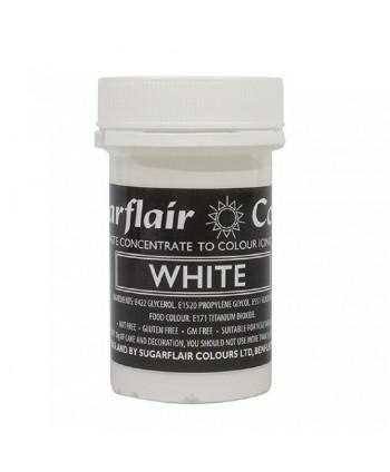 Colorante pastel white...