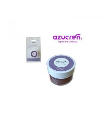 Colorante polvo violeta...