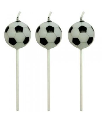 Vela Balón de fútbol set 4...