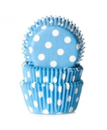 60 mini cápsulas azul con...