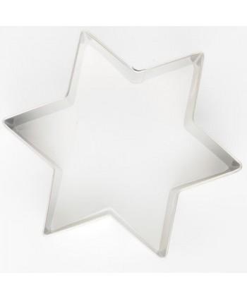 Cortador forma de estrella...