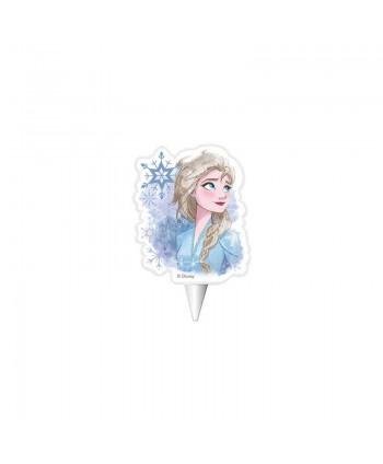 Vela Frozen II 2D 7,5cm