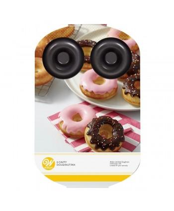 Molde 6 donuts WILTON
