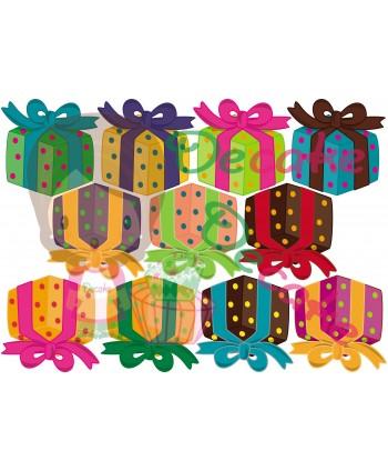 Imágenes de regalos colores...