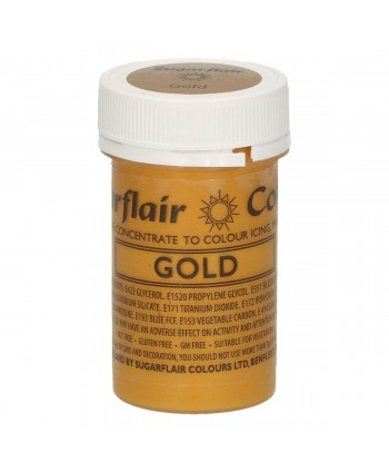 Colorante gold oro 25 gr
