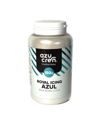 Glasa Real-Royal Icing azul...