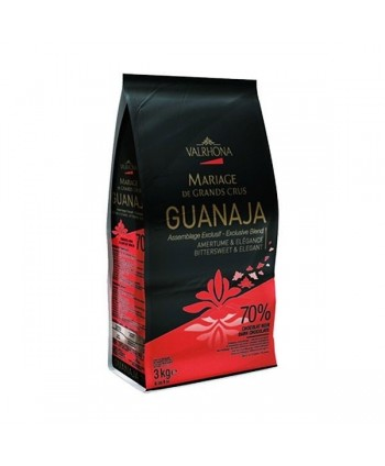 Chocolate negro Guanaja 70%...