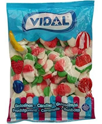 Papá noel bolsa de 1kg - Vidal