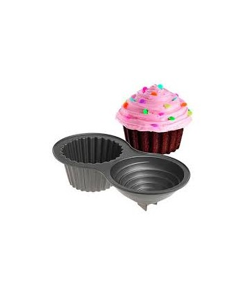 Molde Cupcake gigante 3D -...
