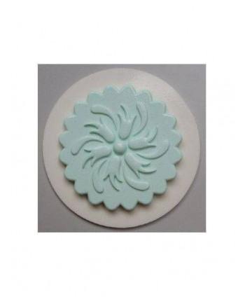Molde silicona cupcake...