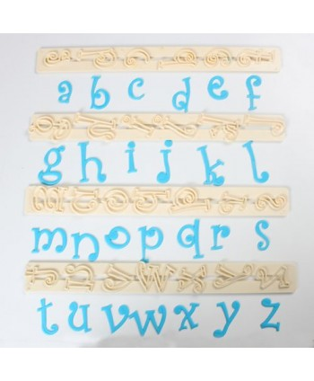 Cortadores Alfabeto...