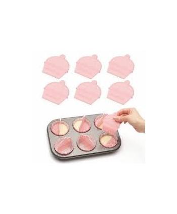 Separador masas cupcakes -...