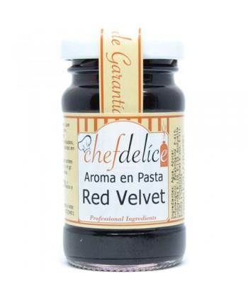 Aroma en pasta red velvet...