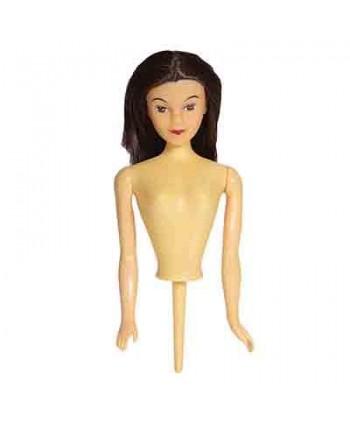 Muñeca castaña Sofía 17,8cm...
