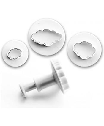 Set  mini nubes cortadores...