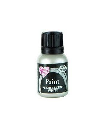 Pintura comestible blanco...