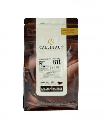 Chocolate negro 811 1kg...