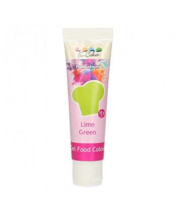 Colorante gel Lime green 31...