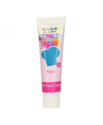 Colorante gel aqua 31 gr...
