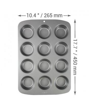Molde 12 cupcakes -PME