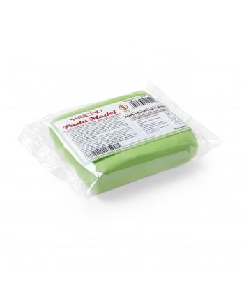 Pasta de modelar verde...