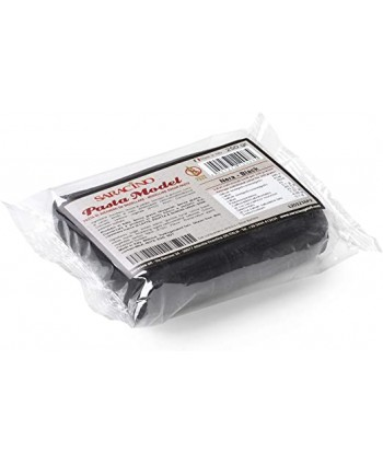 Pasta de modelar negra  250...