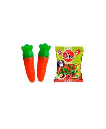 Zanahorias golosinas bolsa...