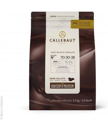 Chocolate negro 70%...